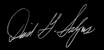 David Salyers Signature